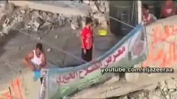 السيسى يرفض ادانة جرائم اسرائيل فى غزة