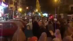 مسيرة  بنى سويف ضد الانقلاب وتضامنا مع غزة