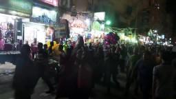 المنتزه- مسيرة مناهضة للانقلاب بعد التراويح