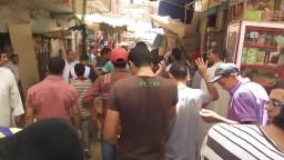 مسيرة ضد العدوان على غزة والغلاء ببنى مزار
