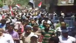مسيرة العمرانية_ جمعة لبيك يا غزة