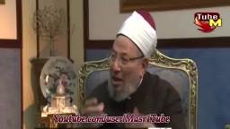 القرضاوى يكشف ما حدث مع الرئيس مرسي