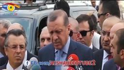 أردوغان للسيسي:أنت طاغية ظالم شريك لإسرائيل