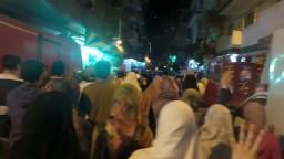 مسيرة ثوار العصافرة ضد الانقلاب