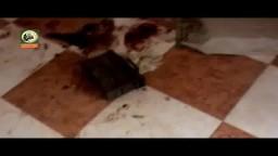 كتائب القسام تستهدف قوة خاصة تحصنت في منزل