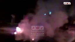 قوات الإنقلاب تحرق مصلي العيد بالمنازلة
