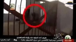 تصوير سري لاقتحام القسام وقتل 10 جنود صهاينة