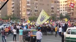 ثوار مدينة نصر-مكان استشهاد الطالبة أميمة