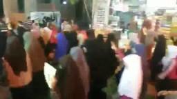 مسيرة أحرار شبرا استعداد للموجة الثورية
