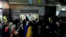 مسيرة حاشدة بالوراق رفضا لحكم العسكر 11 /8 / 2014
