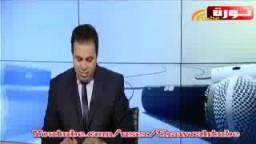 انفعال مذيع الجزيرة على سعودي يشتم المصريون