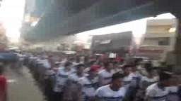 بداية مسيرة اولتراس مصر السياسى بصفط اللبن