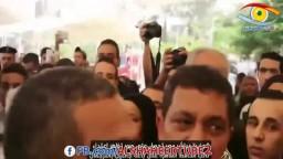 نائب محافظ القاهرة يعتدي على أحد الباعة