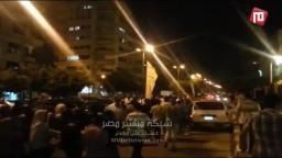 مسيرة أحرار مدينة نصر فى محيط وزارة البترول