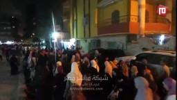 مسيرة ليلية عين شمس مسجد فاطمة الزهراء