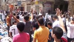 مسيرة ثوار المندرة - ثورة حتى النصر