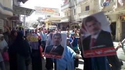 مسيرة رافضة للانقلاب بالاسكندرية_ 5 / 9 / 2014