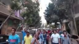 المنتزه- ثورة الغلابة 9/ 9/ 2014