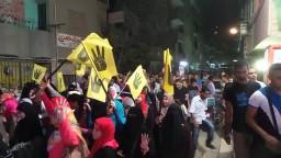 مسيرة المعادي -ثورة الغلابة  09-09-2014