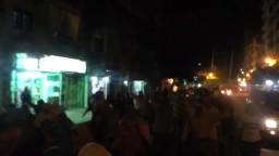 مسيرة حاشدة بالورديان 10-9-2014