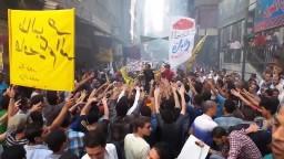 المعادي ضد الانقلاب - جمعة مصر كبيرة عليهم