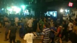 مسيرة ليلية لحركة ضنك من ميدان المطرية