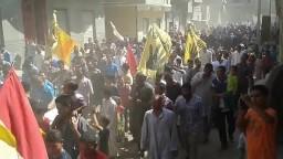 مسيرة رافضة للانقلاب بطامية - الفيوم 19 - 9 - 2014