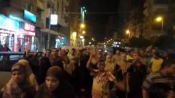 المنتزه_مسيرة ليلية تندد بغلاء الاسعار23-9-2014