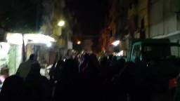 الاسكندرية: مسيرة رافضة لحكم العسكر