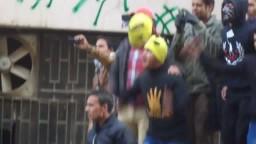 عيش حرية هنولع فى الداخلية-طلاب ضد الانقلاب