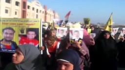 مسيرة ثوار فاقوس - جمعة العدالة
