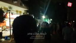 عفاريت ضد الانقلاب على مشارف رابعة العدوية