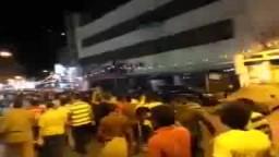 الشباب يفاجئ الانقلاب بمسيرة بميدان الرمل