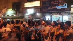 مسيرة احتجاجية رافضة للانقلاب فى الوراق
