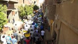 مسيرة الميمون في يوم عرفة_ جمعة عيدنا النصر