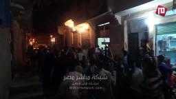 مسيرة حاشده بمنطقة البكاتوشي 8/ 10/ 2014