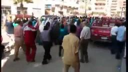 مسيرة العجمي .. الجمعة 10 / 10 / 2014