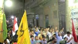 مسيرة رافضة للانقلاب - طاميه - الفيوم