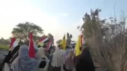 منوف (الطلاب فرسان الثورة) الثلاثاء 14-10-2014