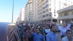 اسكندرية- الدخيلة- أسقطوا النظام