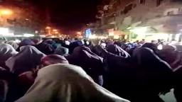 الاسكندرية مسيرة من ش. العشرين ابوسليمان