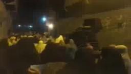 مسيرة لرفض الانقلاب بمدينة ناصر ببنى سويف