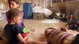 ما الذي يبكي امرأه في سيناء بعد ان غاب الحق