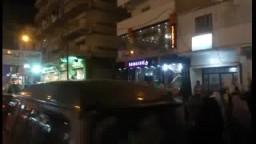 اسكندرية - مسيرة انطلقت من البيطاش بالعجمي