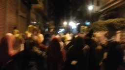 مسيرة حورية المنصورة 29/ 10/ 2014