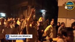 مسيرة ثوار أبوكبير بجمعة العسكر يبيع سيناء