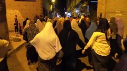 اﻻسكندرية: مسيرة قوية لثوار سكينة وحرائرها