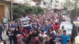 مسيرة بشوارع 45 بالاسكندرية- قاوموا الظلم