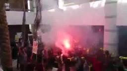 فاعلية طلاب ضد الانقلاب بمعهد العاشر 9/ 11 /2014