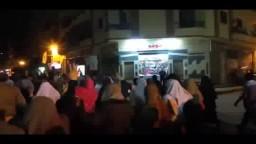 مسيرة ثوار الرمل رغم التضييق